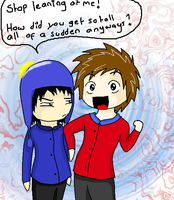 South Park - Craig and Clyde by Durrender