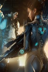 Starcraft 2: Best Companions by DP-films