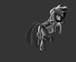 Twilight Sketch by FiddleArts