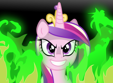 Evil Cadence Vector by Proenix