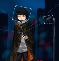 Watch_Dogs by Raivence