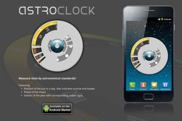 AstroClock by bgr