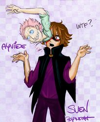 Ayvide and Sven by NellyOnly