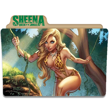Sheena by DCTrad