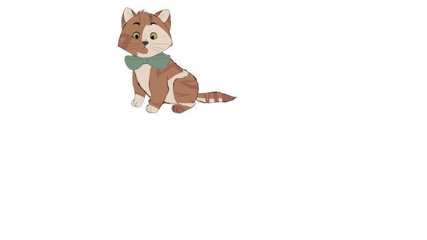Aristocats style - Emberpaw by Gggggmicro2Icewind