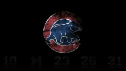 Chicago Cubs Wallpaper by Henchman3