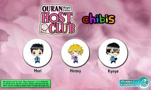 Ouran Host Club Chibis Series 2 by Project-Epiphany