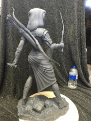 Narama Huntress of Men 1/4 scale kit by BrittonsConcoctions