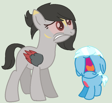 Two types of screaming by TheTeChNoCaT
