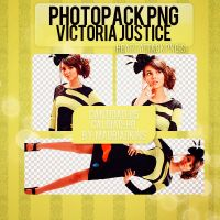 Pack png 7 - Victoria Justice by mauriadkins77