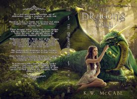The Dragon`s Call - Book Cover by Mihaela-V