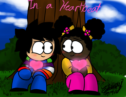 In a heartbeat(South Park version)(colored) by Edimay