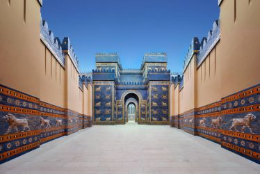Babylon. Processional Way by endegor