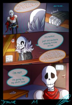 [ENG] Ch.4 p.11 - UNDERVIRUS by Jeyawue
