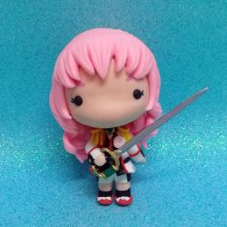 Utena Tenjou (Movie version) Figure by bellakenobi
