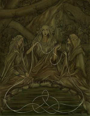 The Norns by NatasaIlincic