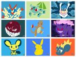 Pokemon Art Academy 3 by wintercool612