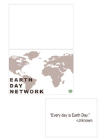 Earth Day Cards 3 by lovexohate