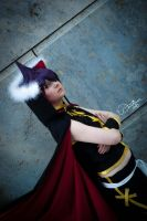 Ren Tao - The real Shaman King! by Piratin-Nami