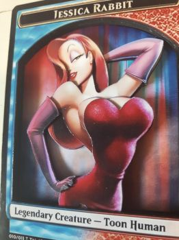 Jessica Rabbit 3D Alter by TOCounters