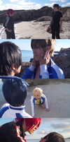 FREE![ CMV ] - Lay all your love on Free! by DeerAzeen
