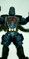 customized cobra commander by humawinghangin