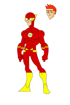 RTDC:  Flash by RockoTheTaco