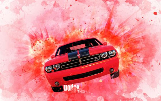 Dodge Challenger by LimeBowler