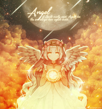 Angel by Det-Sama