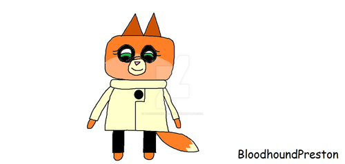 Dr. Fox by BloodhoundPreston