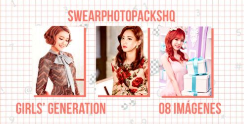 Photopack 335: Girls Generation by SwearPhotopacksHQ