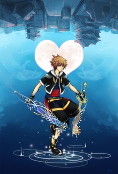 Sora_Suspended by Unodu