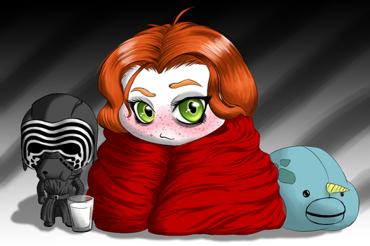 Burrito Therapy by SavannaEGoth