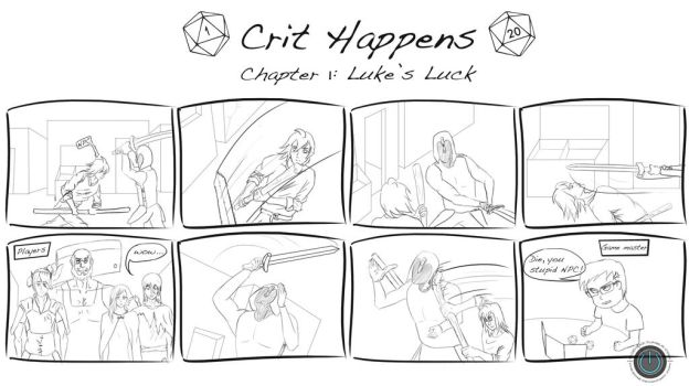 Crit Happens Ch.1 by Diegox2