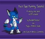 Duct Tape Dummy Tutorial by BlueWolfCheetah