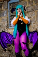 Morrigan 11 by IchigeiCosplay