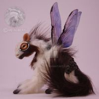 OOAK Fairy Spirit Kirin Doll by M-J-Albert