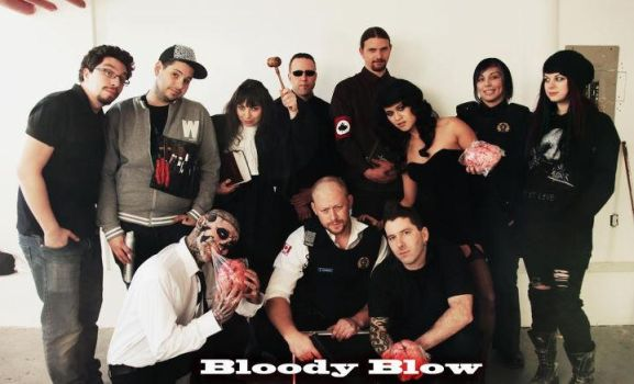 Bloody Blow Team by InnerDepravity