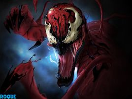Carnage by RoqueRobinArt