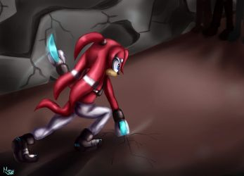 .:CE:. Strike the Echidna by Cometshina