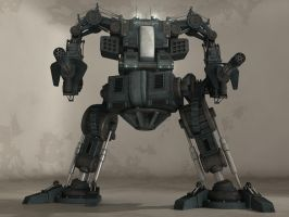 Zoison Assault Mech 6.0 III by Geffex