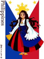 APH: Philippines by claudiakat