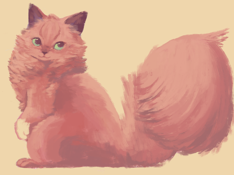 another goddamn squirrelflight by Tepig
