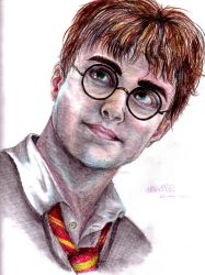 Harry Potter by LeahRosslyn