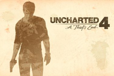 Uncharted 4: A Thief's End's Fan Art Poster by BlenderAddict