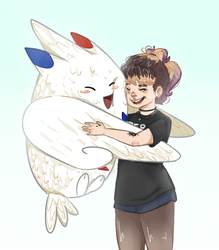 Togekisss Trainer by dookia