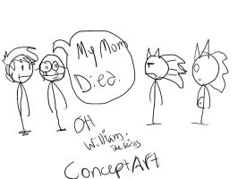 Oh William The Series Concept Art #1 by Pablos-Corner