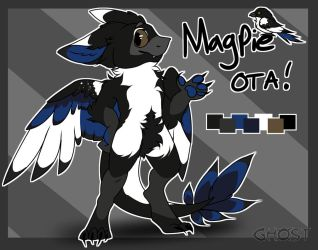 Magpie Dutchie OTA {CLOSED} by ghxstlly