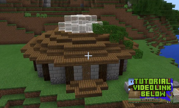 Minecraft Bio-Dome House by SGT-Alix-MC