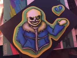 Sans by Janellyyybean
